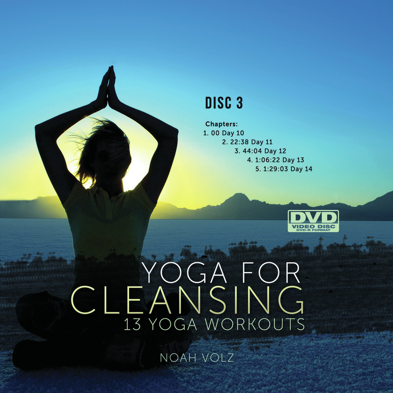 Yoga for Cleansing Disc 3