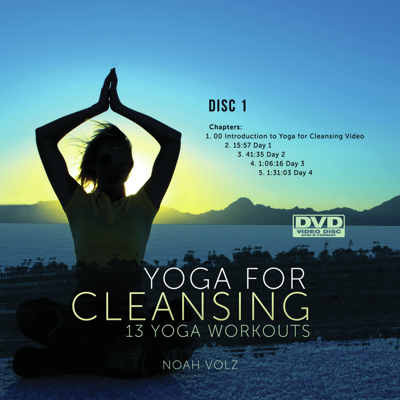 Yoga for Cleansing Disc 1