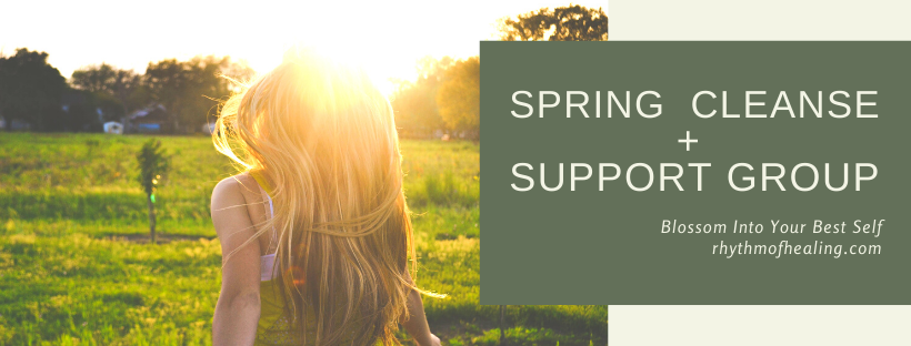 Spring Cleanse Banner